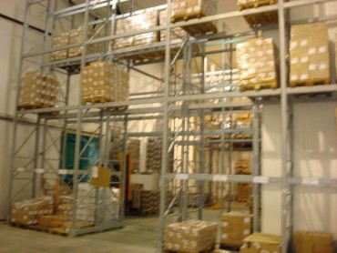 Refrigerated Warehouse Finelco